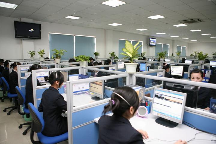 电信运营及广电解决方案          电信客服呼叫中心系统,增值业务图片